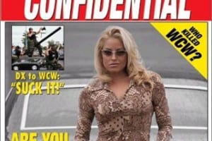 Wwe Best Of Confidential Vol 1 Covers
