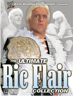 Wwe The Ultimate Ric Flair Collection Dvd Cover