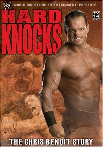 Wwe Hard Knocks The Chris Benoit Story Dvd Cover