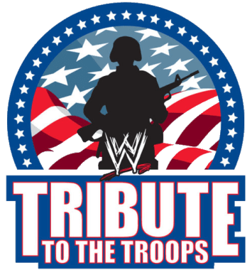 355 Wwe Tribute To The Troops