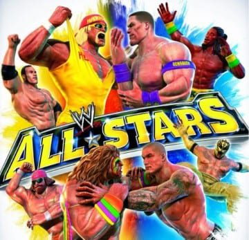 Wwe Allstars 1