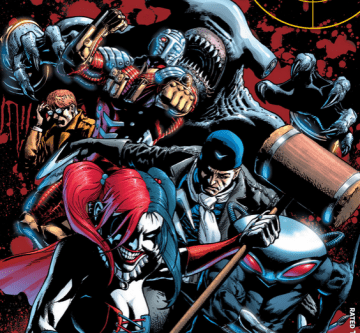 Suicide Squad Comic 4 30 July 2014 2