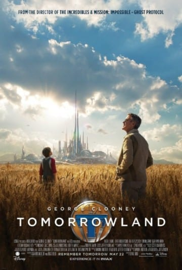 Tomorrowland Poster 2