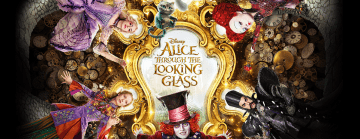 Alice Looking Glass Poster 5