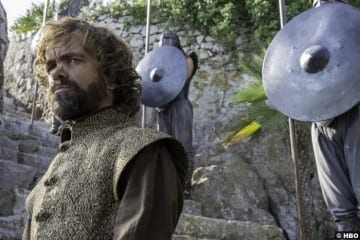 Game Of Thrones S6 Ep4 Peter Dinklage Tyrion Lannister