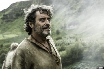 Game Of Thrones S6 E7 Ian Mcshane Brother Ray