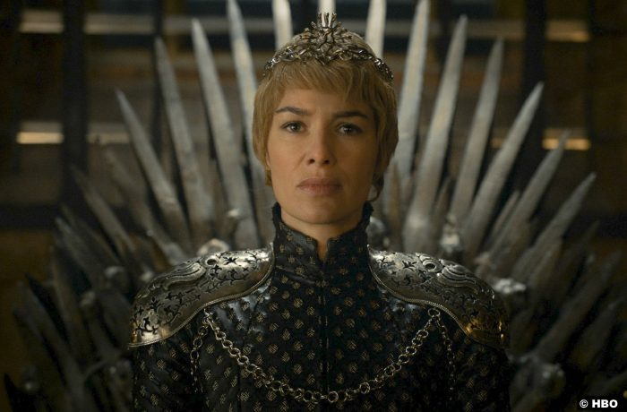 Game Thrones S6 E10 Lena Headey Lannister Cersei 2
