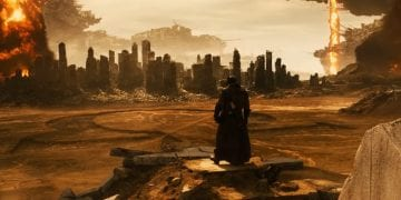 Bg Batman Post Apocalyptic World