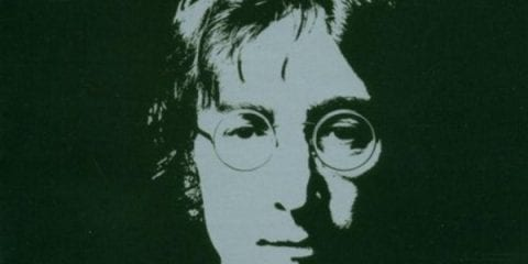 Lennon Working Class Hero Album Cover