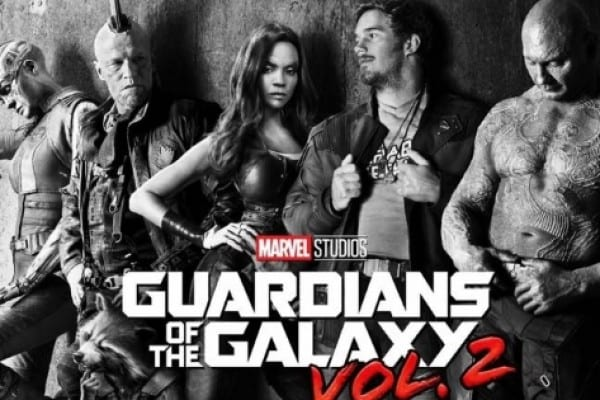 Guardians Galaxy Vol2 Poster