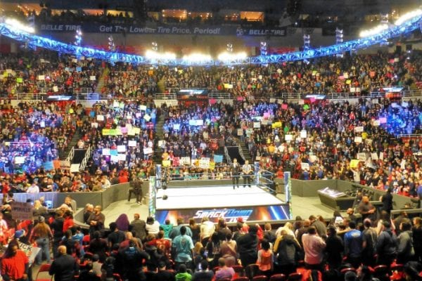 Smackdown Crowd Arena 201216