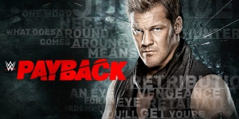 Wwe Payback 2017 Poster 2