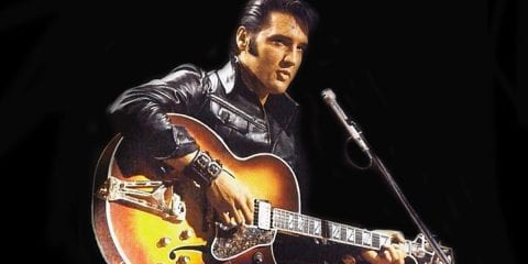 Bg Elvis Guitar