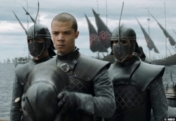 Game Of Thrones S7e3 Jacob Anderson Greyworm