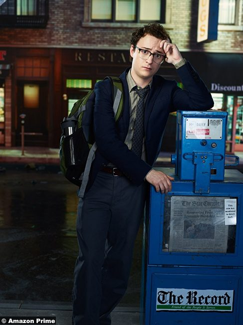 Tick S1 Griffin Newman