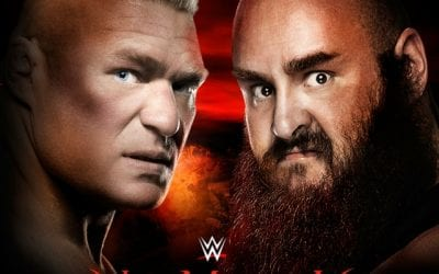 Wwe No Mercy 2017 Poster 2