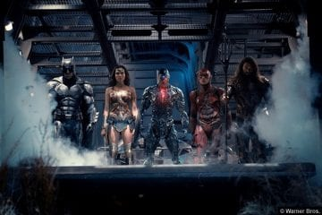 Justice League Batman Wonder Woman Flash Aquaman Cyborg