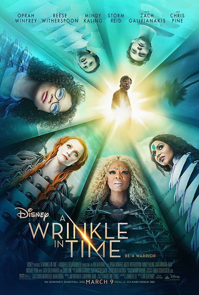 Wrinkle Time Poster