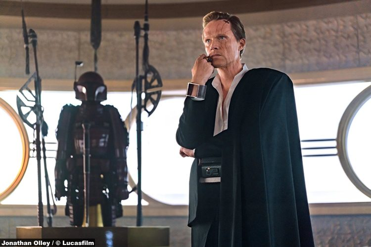 Solo Star Wars Paul Bettany Dryden Vos