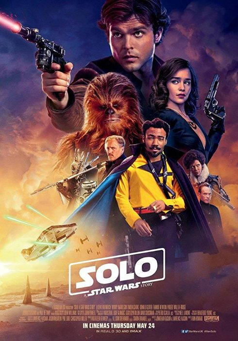 Solo Star Wars Story Poster 3