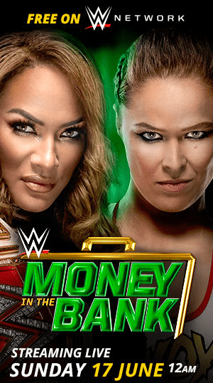 Wwe Money In The Bank 2018 Poster 3