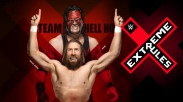 Wwe Extreme Rules 2018 Poster