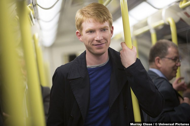 About Time Domhnall Gleeson