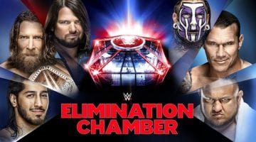 Elimination Chamber 2019 Poster