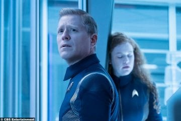 Star Trek Discovery S02e04 Anthony Rapp Mary Wiseman Paul Stamets Sylvia Tilly 2