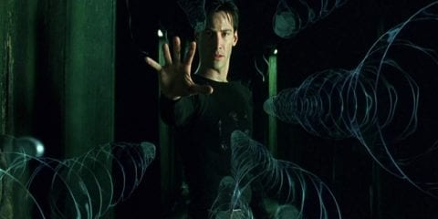Matrix Keanu Reeves Neo 2
