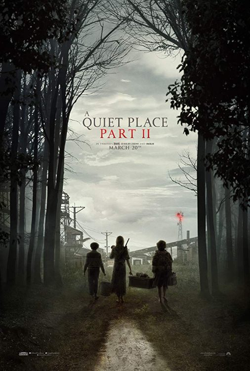 Quiet Place 2 Poster