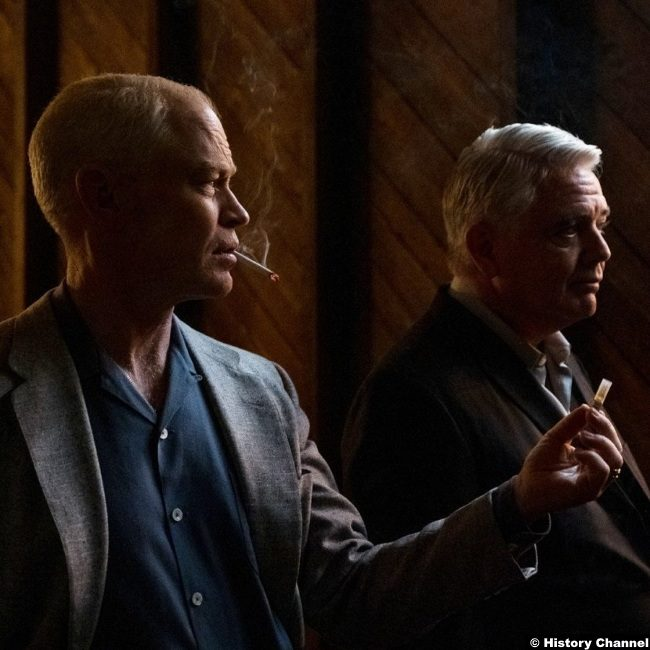 Project Blue Book S02e08 Neal Mcdonough General James Harding