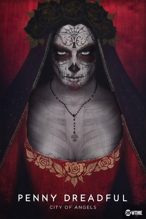 Penny Dreadful City Angels S01 Poster