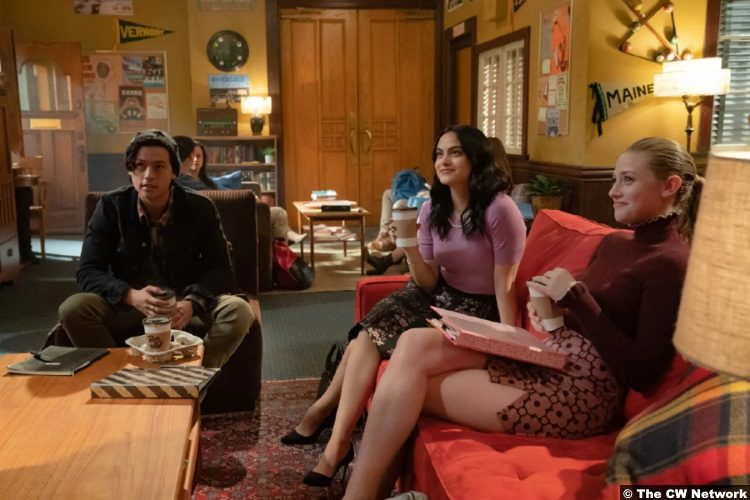 Riverdale S04e017 Cole Sprouse Lili Reinhart Camila Mendes Jughead Betty Veronica