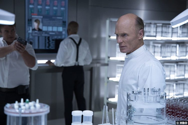 Westworld S03e07 Ed Harris Man Black William