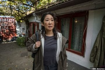 Killing Eve S03e04 Sandra Oh Eve Polastri